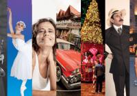 Teatro, dança, concertos, shows e até carros antigos na programação de final de ano da Fundação Lia Maria Aguiar para Campos do Jordão