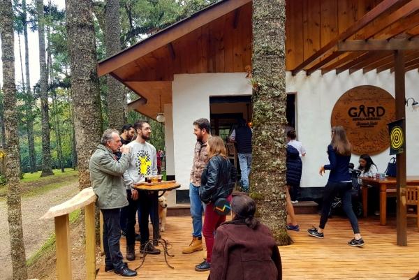 Lugares para conhecer em Campos do Jordão - Gard