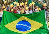 """Hotel Toriba é todo verde e amarelo na """"Semana do Brasil"""""""