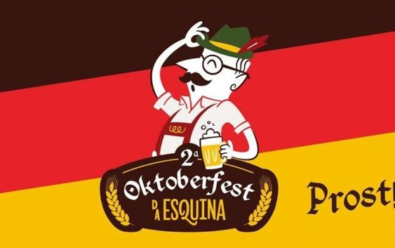 Vem aí o 2º Oktoberfest da Esquina