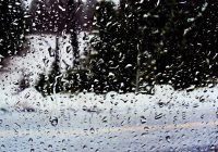 Defesa Civil Alerta para Risco Meteorológico para região de Campos do Jordão