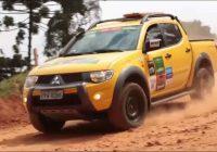 Campos do Jordão recebe dois ralis da Mitsubishi neste sábado