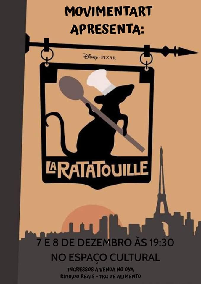 La Ratatouille @ Espaço Cultural Dr. Além
