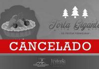 Cancelado evento que faria torta de 50 metros em Campos do Jordão