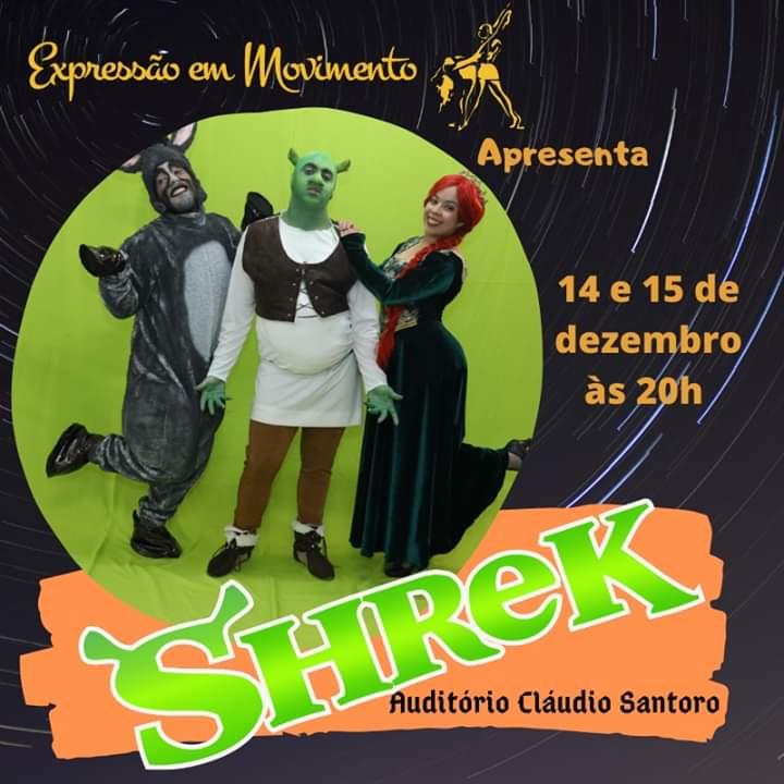 Shrek @ Auditório Claudio Santoro