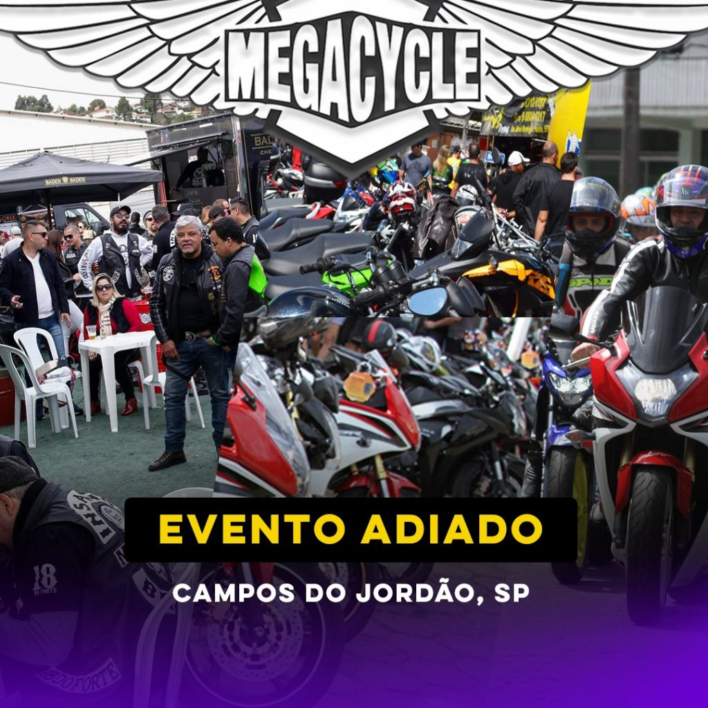 ADIADO - Megacycle - Campos do Jordão