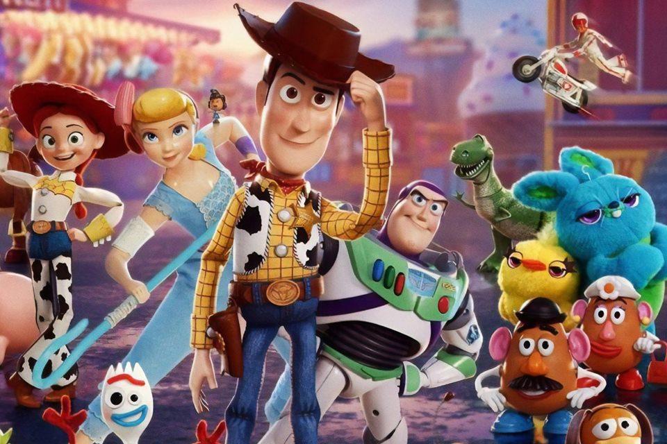 Cineclube Araucária: Toy Story 4 @ Espaço Cultural Dr. Além