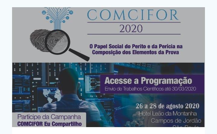 Comcifor - 2020 @ Hotel Leão da Montanha