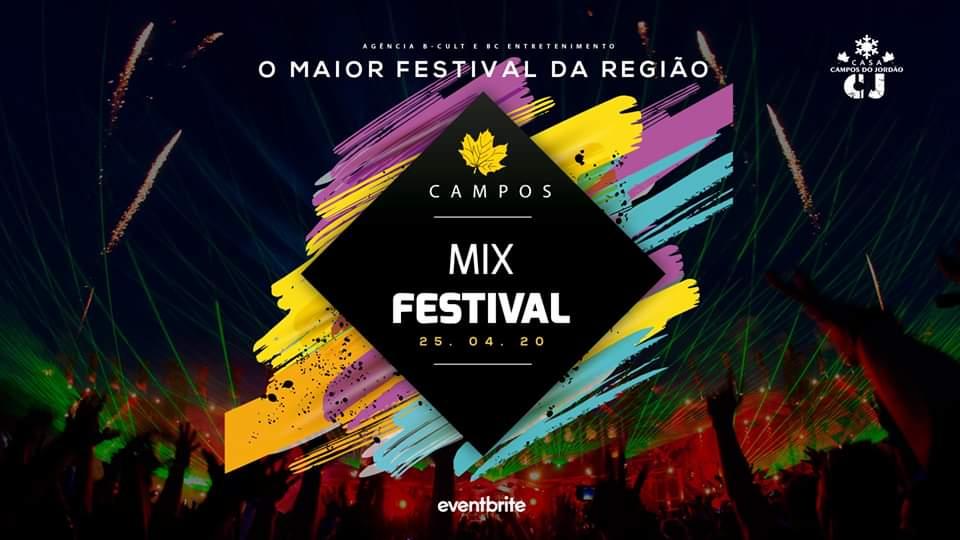 Campos MIX Festival @ Casa CJ