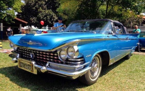 Domingo Campos do Jordão tem o primeiro encontro de carros antigos do ano