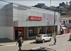 Santander fecha agência e centraliza atendimento em Campos do Jordão