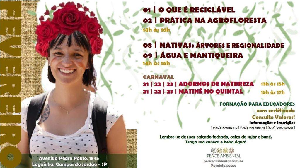 O que é reciclavel @ Parque Lagoinha
