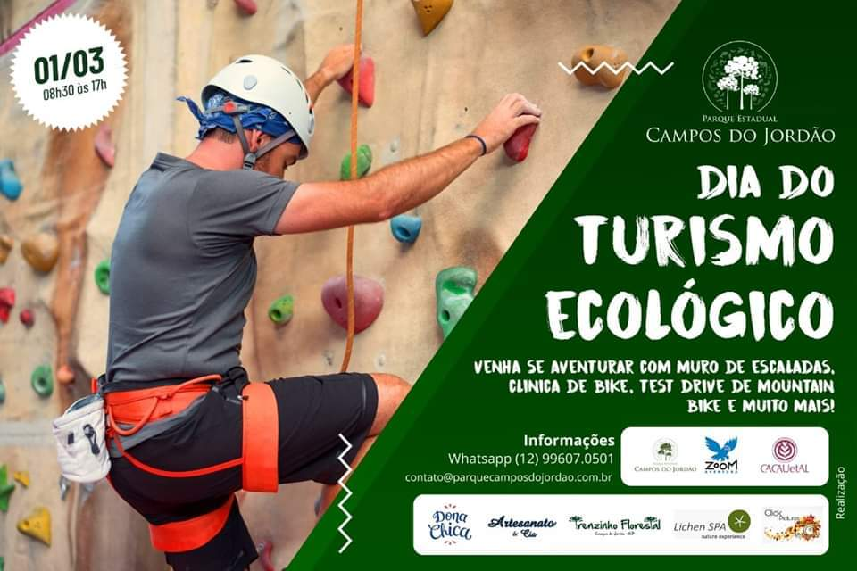 Dia do Turismo Ecológico @ Parque Estadual de Campos do Jordão
