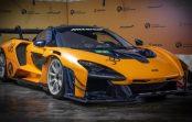Ficará exposto em Campos do Jordão o McLaren Senna GTR, único na América Latina!