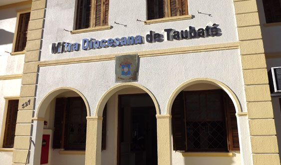 Diocese de Taubaté emite circular com orientações a fiéis da região acerca do coronavirus