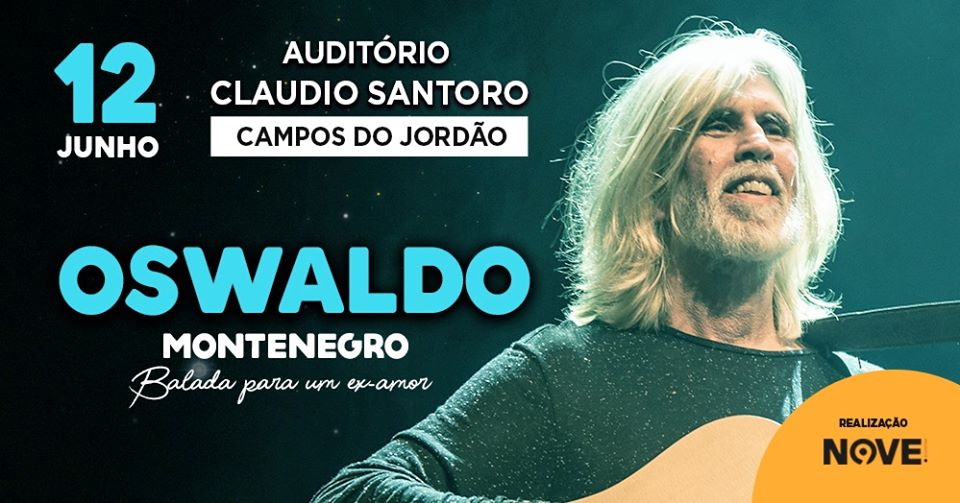Oswaldo Montenegro - Balada para um ex-amor @ Museu Felícia Leirner / Auditório Claudio Santoro