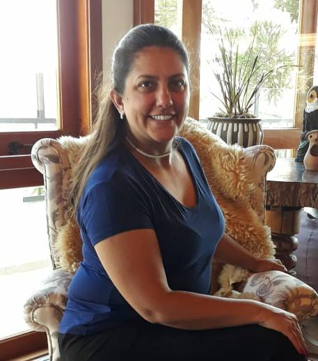 Suzana Reis do CMDM - Conselho Municipal dos Direitos da Mulher