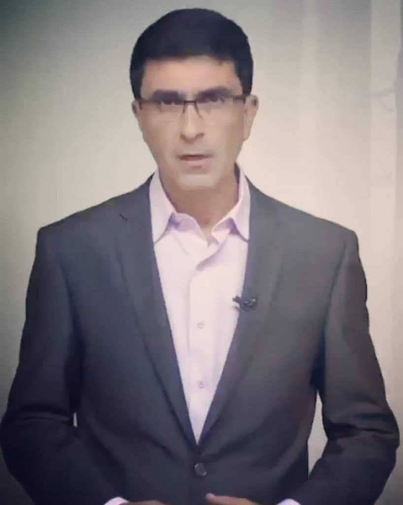 Marcio Correia, jornalista, jordanense, um contador de histórias.