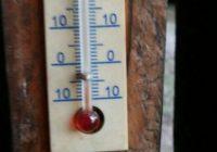 Campos do Jordão tem geada e registra temperatura mais baixa do ano!