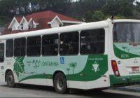 Prefeitura quer socorrer empresa de ônibus com 412 mil reais. Projeto foi para Câmara e será votado pelos vereadores.