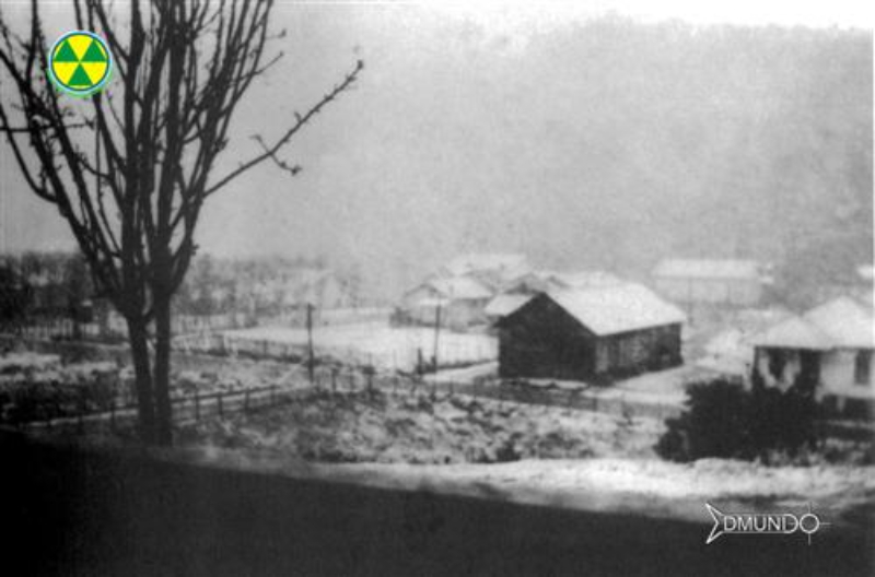 Neve em Campos do Jordão 1928