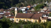 Santo Antonio do Pinhal - Foto Divulgação