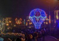 Inaugurada a iluminação do Natal dos Sonhos de Campos do Jordão