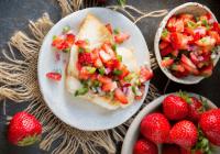 Cozinha da Mantiqueira faz almoço beneficente das frutas vermelhas