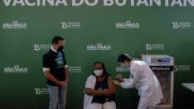 Como será o esquema de vacinação em Campos do Jordão