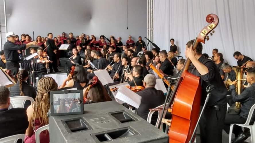 Orquestra Filarmônica de Campos do Jordão e Região