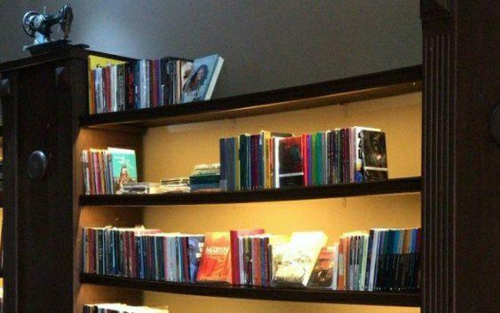 Livraria Jaguaribe vira História sem Fim e tem novo endereço