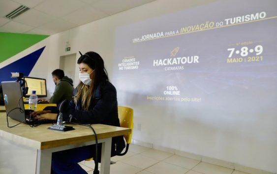 Alunos do IFSP criam plataforma de mobilidade segura para turistas e vencem Hackatour Cataratas