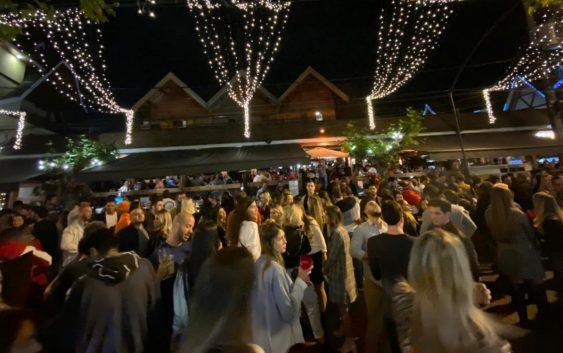 URGENTE: Após aglomerações, Campos do Jordão limita circulação de pessoas e proíbe venda de bebidas alcoólicas