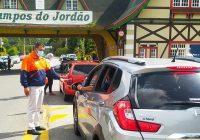 Turistas receberão orientação quando chegarem em Campos do Jordão