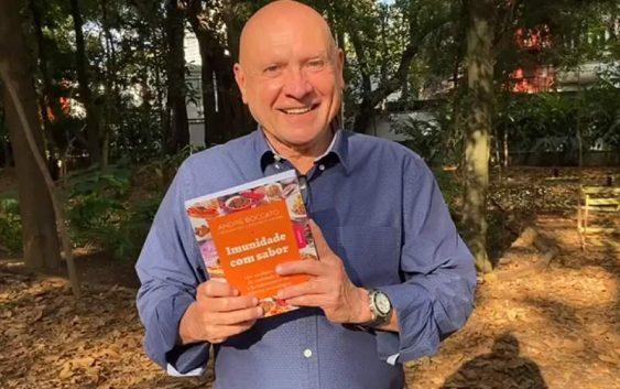 Livraria História sem Fim recebe o lançamento do livro Imunidade com sabor de André Boccato