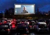 Campos do Jordão terá cinema drive-in no feriado de 9 de julho