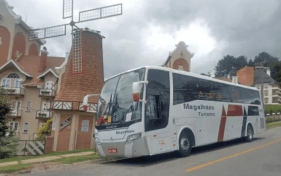 Campos do Jordão libera ônibus e vans de excursão e amplia ocupação na hotelaria