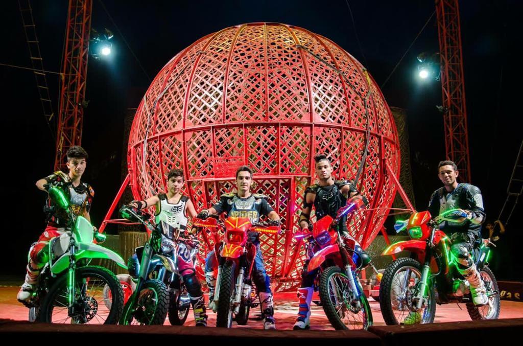 Globo da Morte - Las Vegas Circus